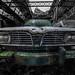 Urbex car Belgium