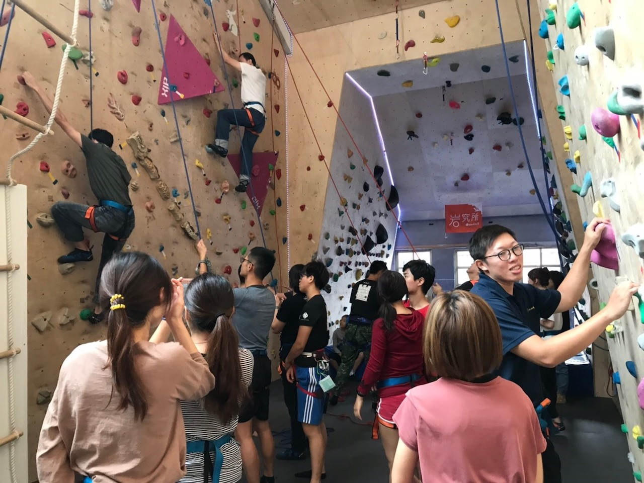 20182020 台北 Double8 岩究所