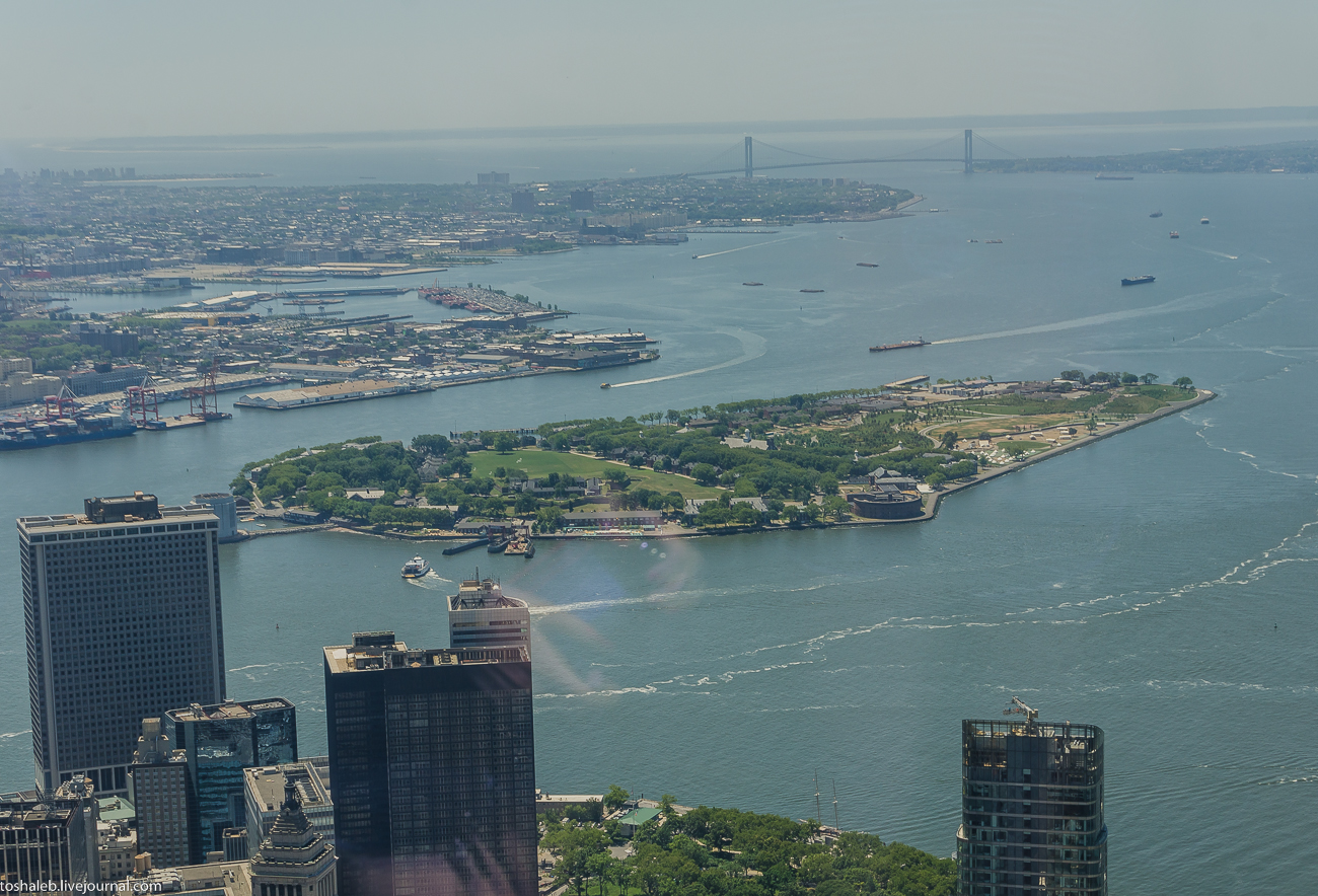 Нью-Йорк_обсерватория One World-48