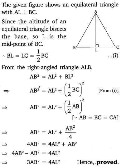 NCERT Solutions for Class 10 Maths Chapter 6 Triangles 88