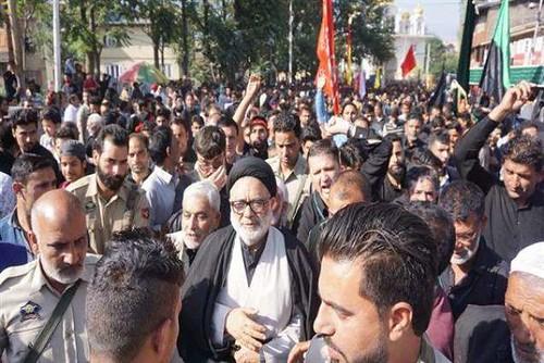 Shia-Sunni Coordination Committee Meets in Badgam