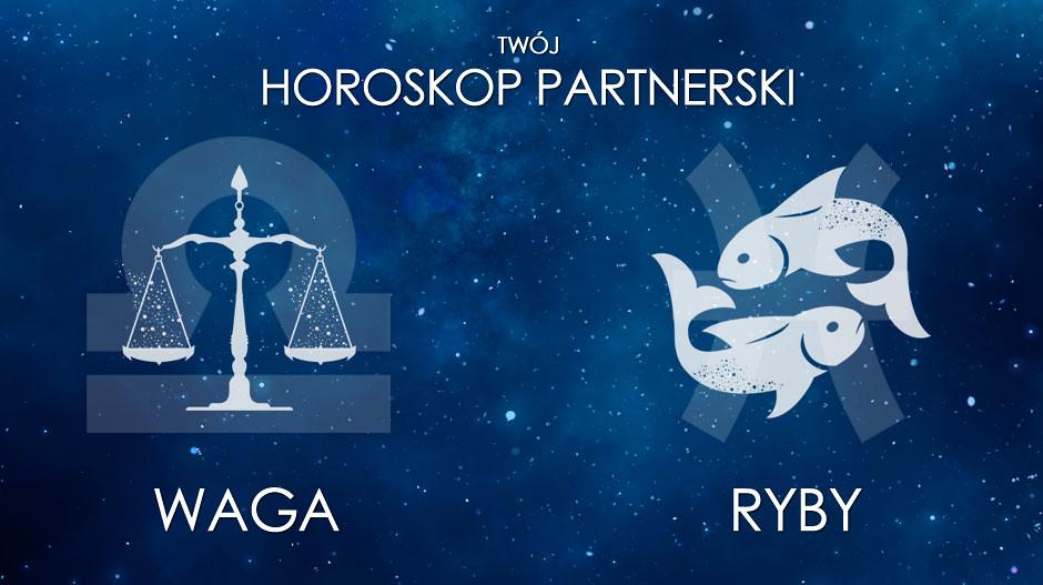 Horoskop partnerski Waga Ryby