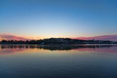 Dawn over Kalemegdan