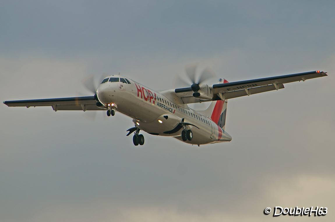 F-HOPN ATR72-600 Hop! CFE