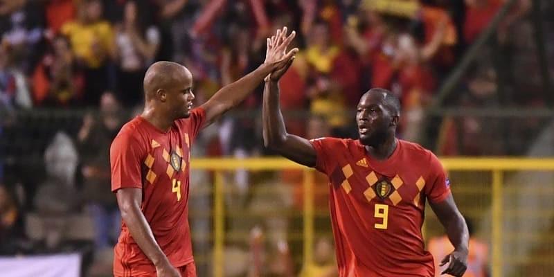 Romelu Lukaku Jadi Bintang Belgia Setelah Kalahkan Swiss