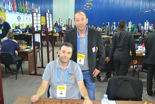 2018 Batumi_Oscar de la Riva & Marti Martinez