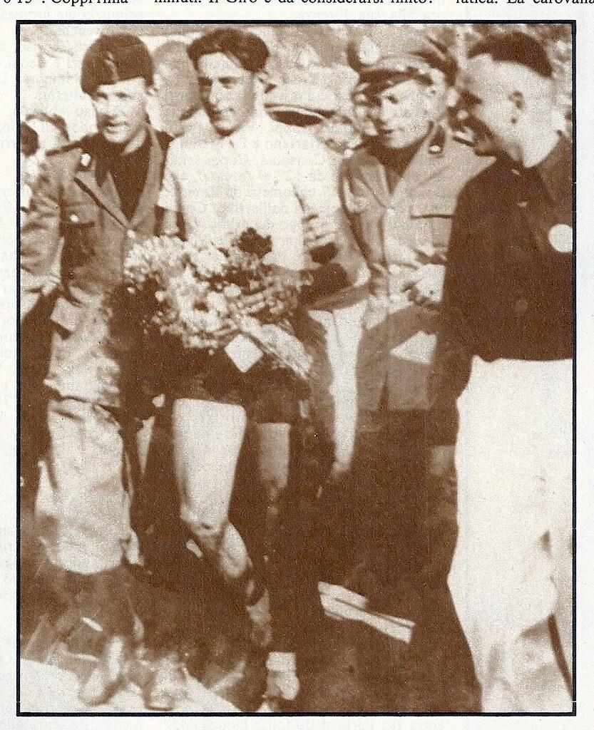 Fausto Coppi - Giro d'Italia 1940