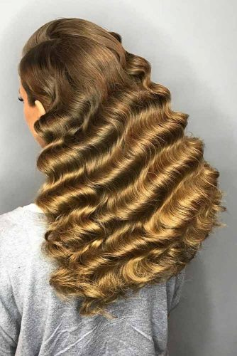 Chic Finger Waves Hairstyles That Are Best Trend 8