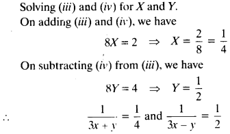 NCERT Solutions for Class 10 Maths Chapter 3 Pair of Linear Equations in Two Variables 82
