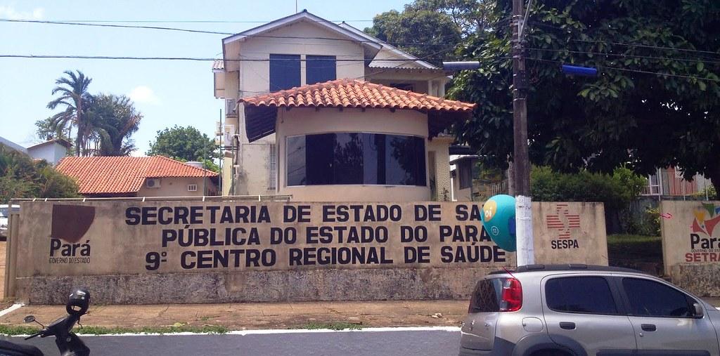 Regional da Sespa reúne com  Endemias, e promete reforma emergencial na sala, Sespa Santarém