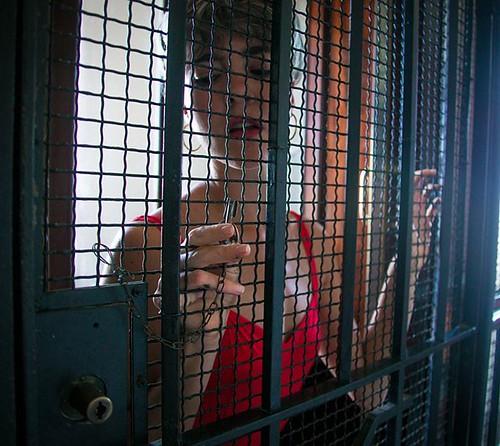 #prisonbreak w/ @mariezechiel #iamjohannes