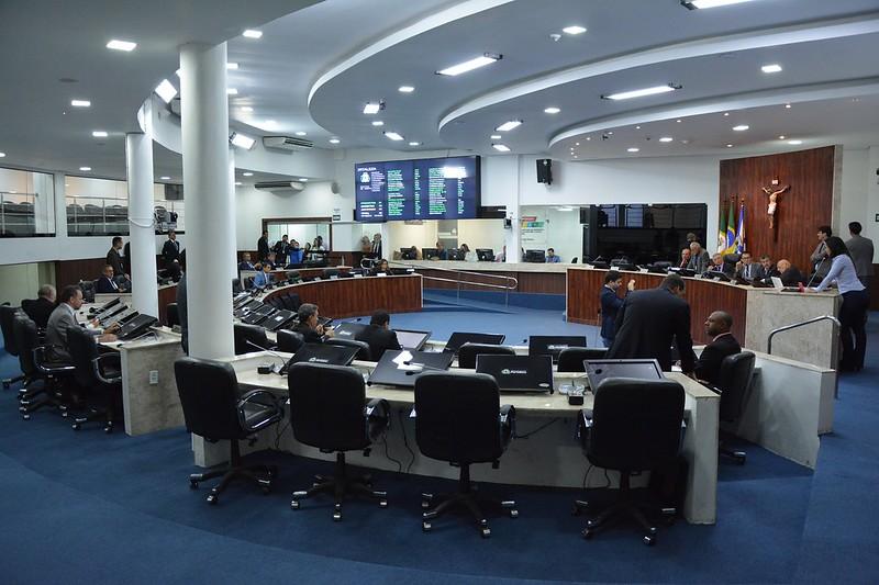 Plenário Fausto Arruda