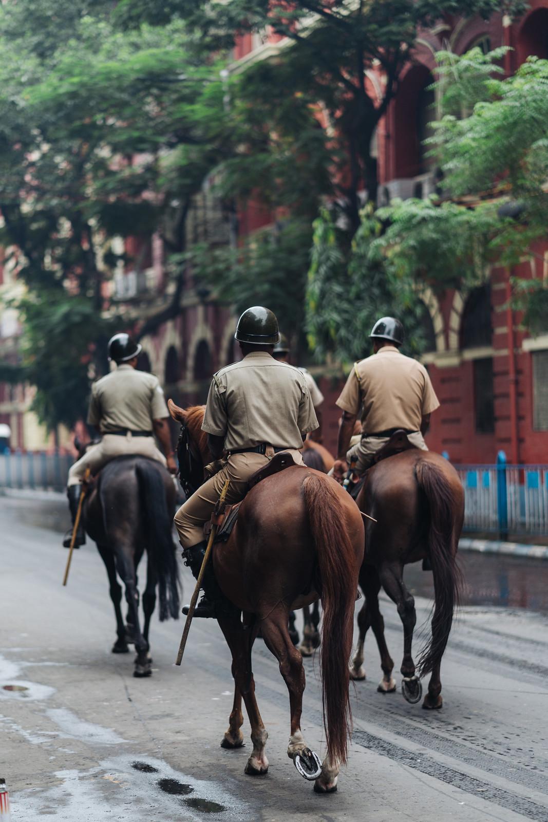 Kolkata Police Patrol