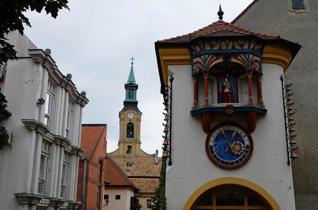 Clockworks, Székesfehérvár, Hungary