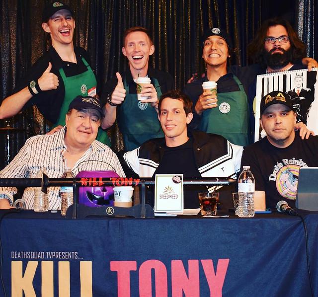 KILL TONY #303