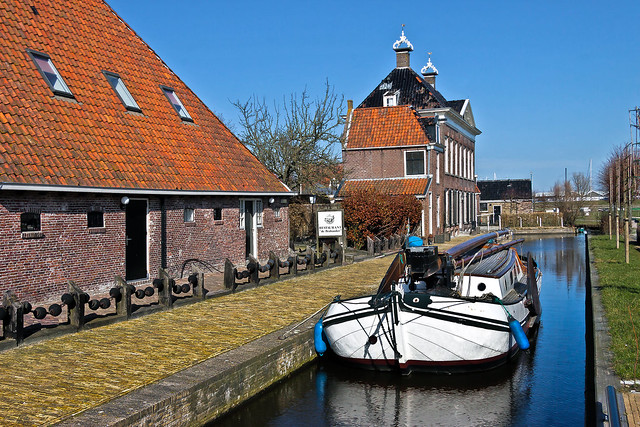 Hindeloopen, Fryslân - The Netherlands (5886)