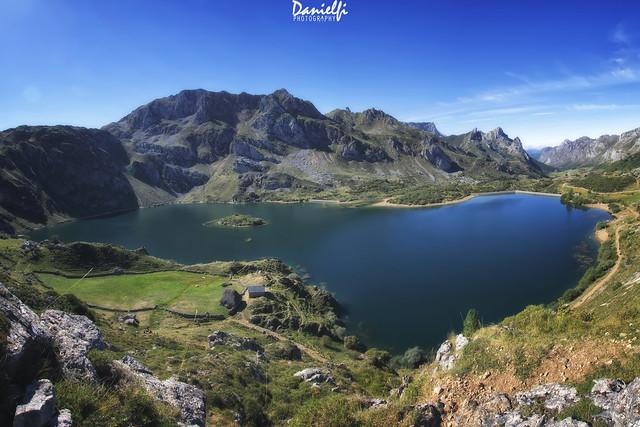 Lago del Valle, Canon EOS 80D, Sigma 10-20mm f/3.5 EX DC HSM