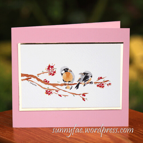 get well card two little birds