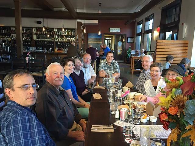 retirement luncheon