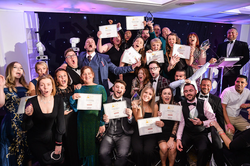 SCR Hospitality Awards 2018