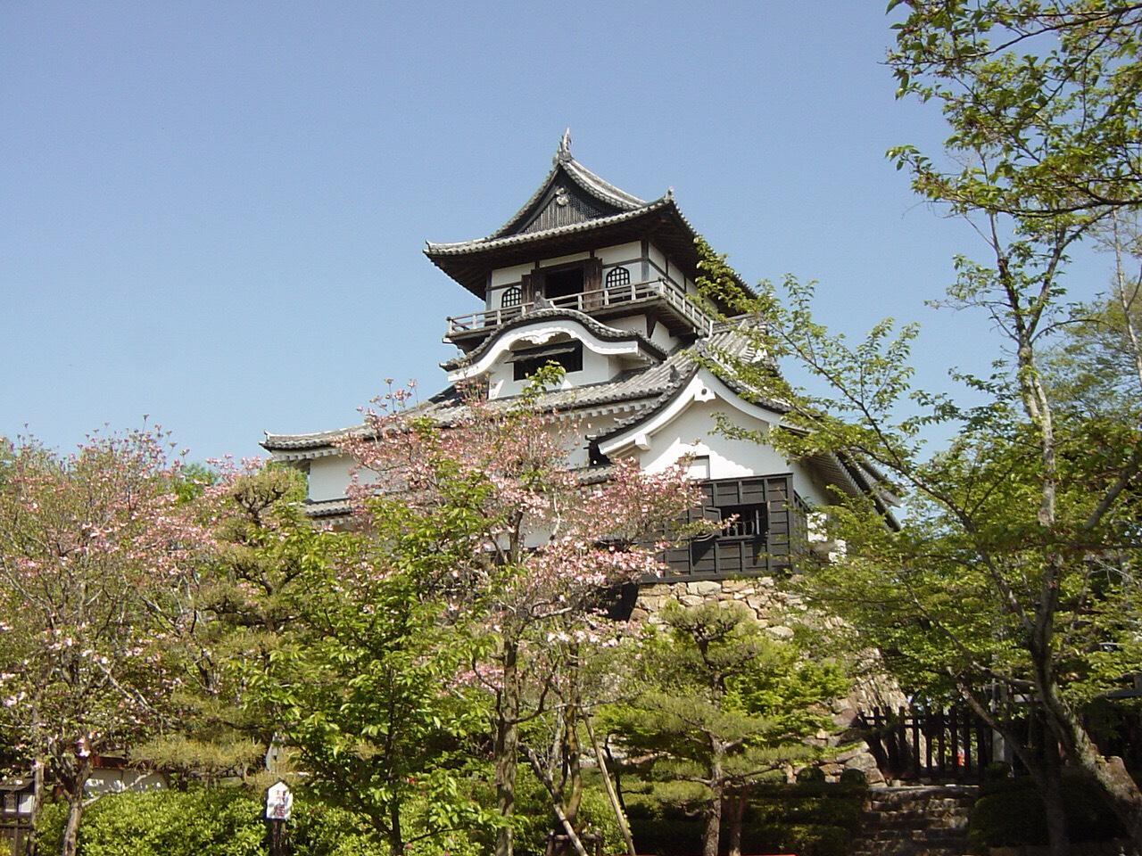 名古屋犬山城-中部探索之旅4
