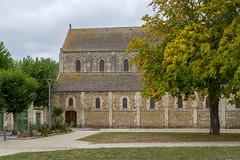 00675 Eglise abbatiale Sainte-Trinité de Lessay