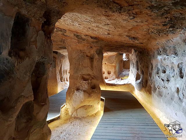 Descubre las Cuevas de los Cien Pilares en Arnedo (25)