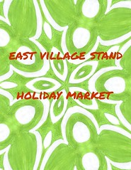 east village stand holiday market