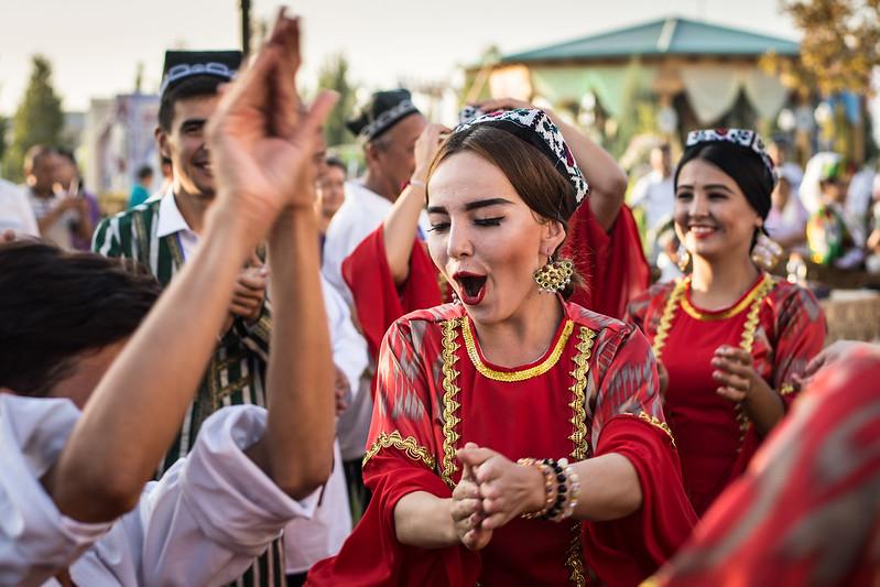Uzbekistán 2018