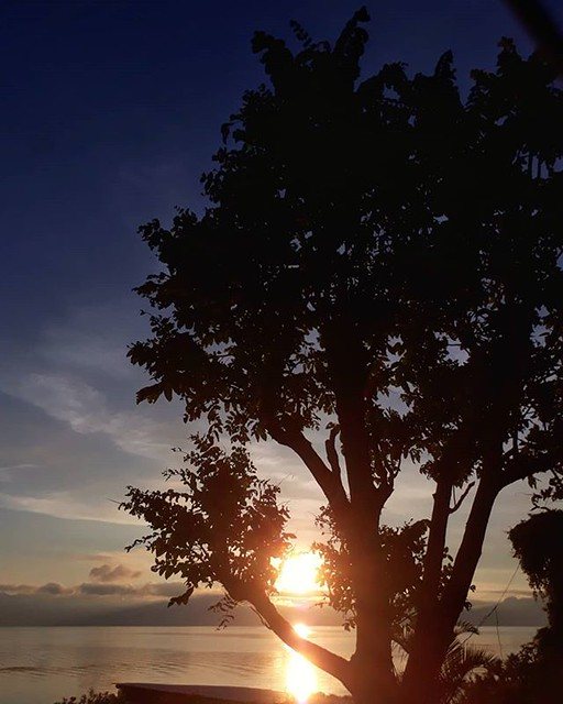 Last sunrise photo from this location in San Pedro la Laguna, Guatemala. New angles begin tomorrow.