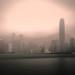 Foggy Skyline, Hong Kong