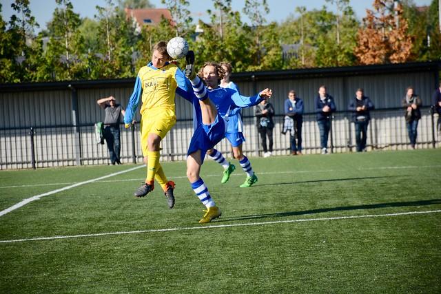 GU17 071018 op FCO Beerschot Wilrijk