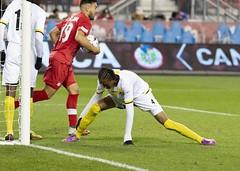Canada vs Dominica
