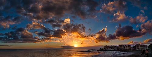 Surfer's Sunset (Widescreen Version)