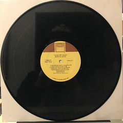 MARVIN GAYE:HERE, MY DEAR(RECORD SIDE-D)