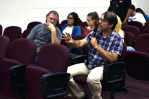 Palestra: Jornalismo Investigativo