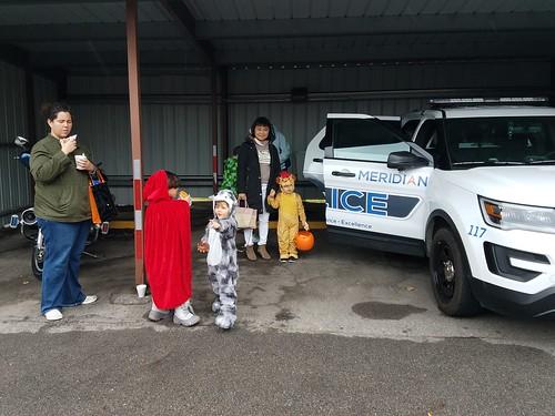 Meridian Township's Halloween Adventures A Success