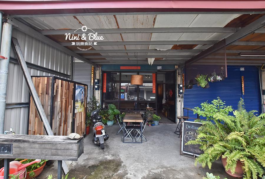 台東咖啡 Kituru 咖啡 台東景點 菜單價位 山地飯02