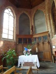 Esquelbecq Eglise Saint Folquin (intérieur) (1)