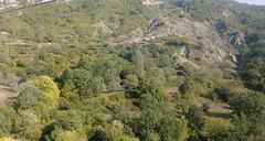 Tirana, mont Dajti