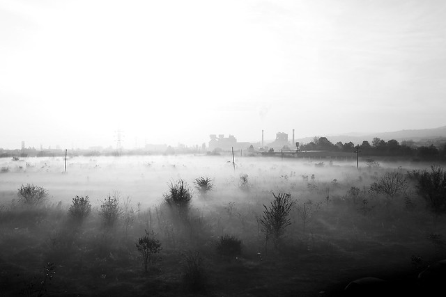 Hazy morning, Canon EOS 1100D, Canon EF-S 18-55mm f/3.5-5.6 IS II