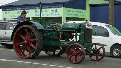 Hart Parr 28-50 New Zealand Special Tractor.