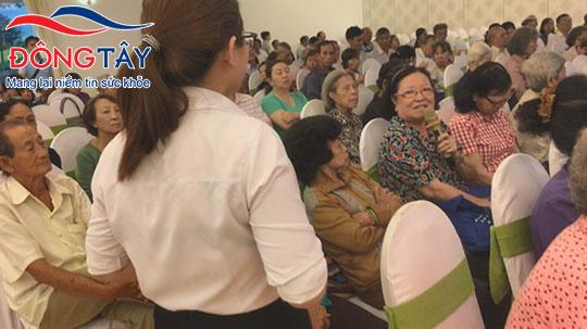 Thành viên CLB chia sẻ về tpbvsk Hộ Tạng Đường