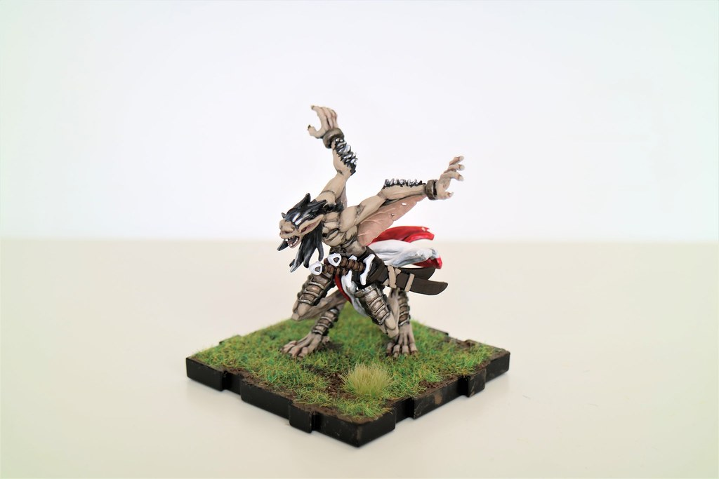 Runewars Miniatures Vorun'thul the Cursed