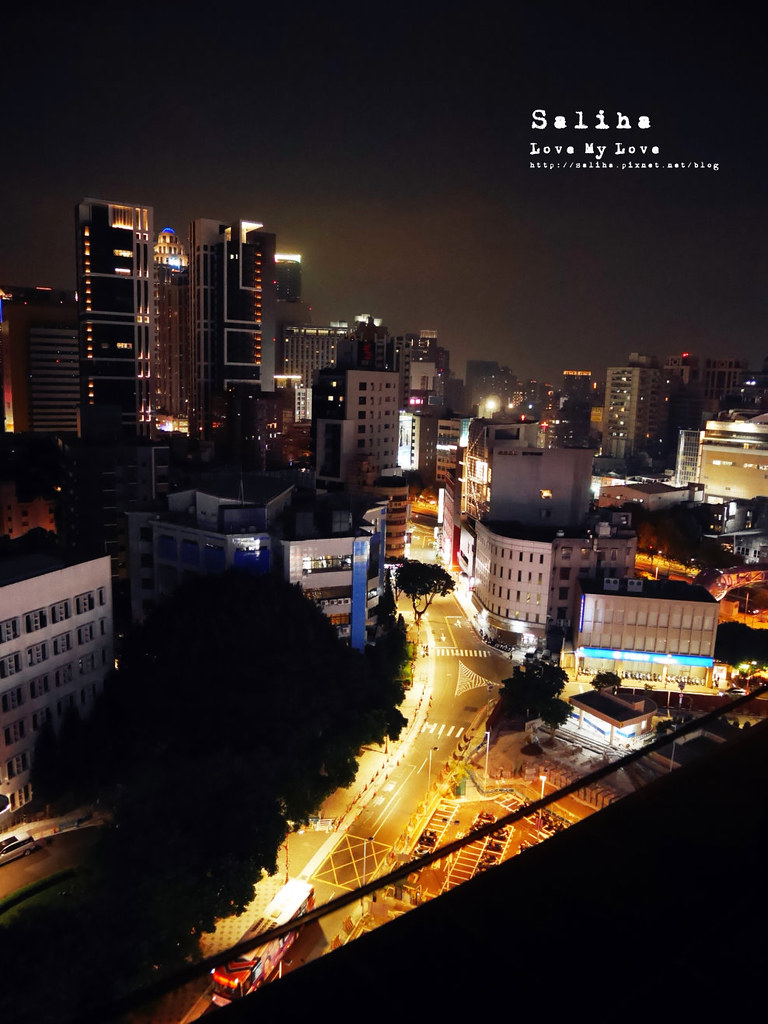 台北夜景景觀餐廳推薦ABV閣樓餐酒館約會情人節氣氛好浪漫 (3)