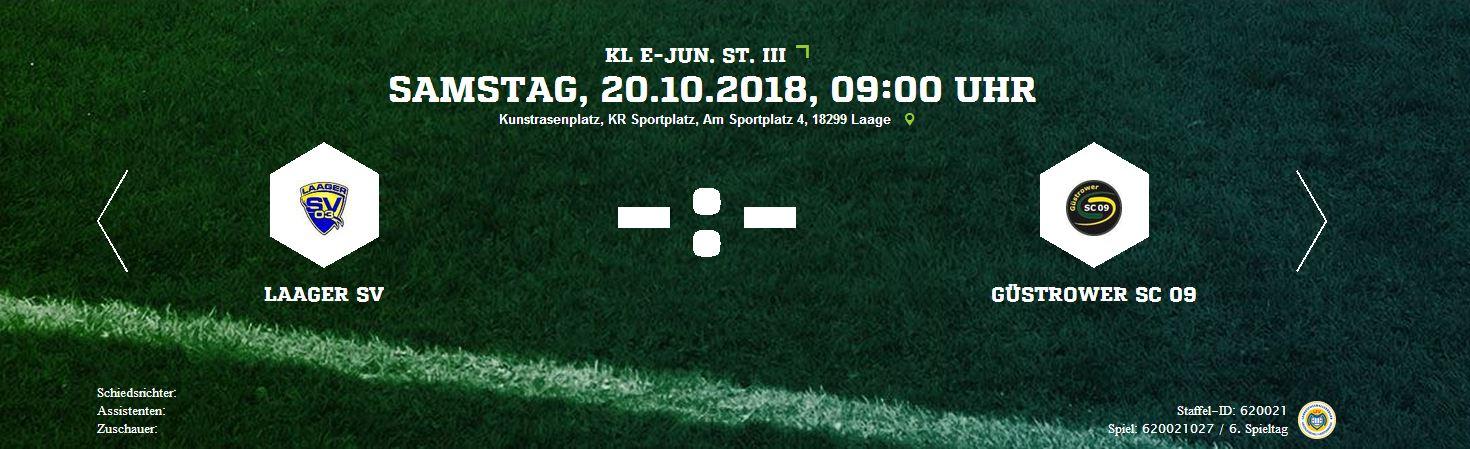 20181020 0900 Fußball E