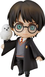 【更新官圖】黏土人系列《哈利波特》「哈利波特」!ねんどろいど ハリー・ポッター