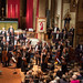 DSCN0355right Ealing Symphony Orchestra. Leader Peter Nall. Conductor John Gibbons. St Barnabas Church, west London. 6th October 2018