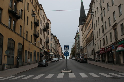 Stockholm by day