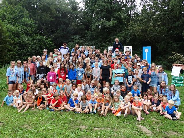 Kamp Zottegem 2018